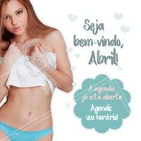 Bora cuidar do corpo? 😍 Entre em contato e garanta o seu horário!  #esteticacorporal #ahazou #agenda #abril