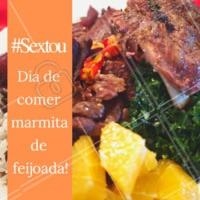Hoje é sexta galeraaaaaa! Vem pra cá! 😋 #ahazoutaste #food #sextou #delicia