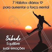 Equilíbrio é a chave ✨ #gratidao #ahazou #terapiascomplementares #sabado