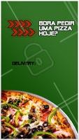 Deu vontade? Peça a sua! 🍕 #pizzaria #ahazoutaste #pizza