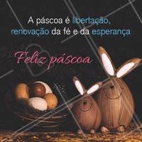 A páscoa é a libertação e renovação, se renove, se inspire, é o que desejamos a todos os nossos clientes, Feliz páscoa!!! #pascoa #ahazou #páscoa  #amor