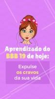 Olha o BBB fazendo a gente refletir 😂 #limpezadepele #esteticafacial #ahazou #bbb #engracado