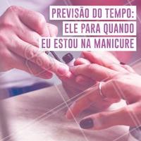 Fazer as unhas é tudo de bom! 💖 #manicure #ahazou #unhas