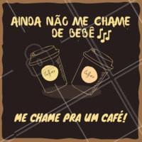 Aí sim, pode me chamar! 😏 #comida #gastronomia #ahazoutaste #café