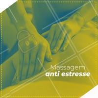 A massagem libera o hormônio ocitocina, que ajuda a combater o estresse e tem ainda bons efeitos no tratamento da angústia e da ansiedade e aumenta a tolerância à dor, aliviando a tensão nos músculos gerando mais flexibilidade. #massagem #ahazou #antiestresse