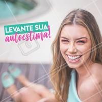 Comece o mês levantando sua autoestima e realçando a sua beleza! Agende sua avaliação e conheça nossos procedimentos  ☎  #beleza #beauty #autoestima #loveyourself #procedimentos #ahazou #tratamentos #pretty #bela #bemestar #seame #braziliangal