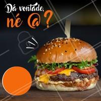Marca o crush pra você não passar vontade sozinhx! Aproveite nossa promoção e se jogue nessa delícia 🍔 #burger #burguer #hamburguer #promocao #@ #davontade #crush #ahazou #delicia #delicious #promo #combo