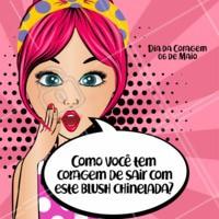 A diferença entre um palhaço e uma diva é um blush! Cuidado, maninas! 😂 #blush #maquiagem #ahazou #makeup