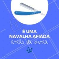 Entrando no clima do hit Ciumeira, de Marília Mendonça 🎶, agende o seu horário e venha dar um tapa no visual! 😉 #barbearia #ahazou #barber #tophits