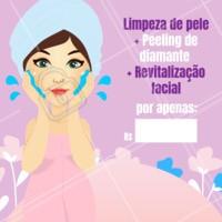 Você não pode perder esta oferta! #limpezadepele #ahazou #promoção