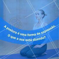 Conta pra gente! 👇 #coluna #ahazou #fisioterapia