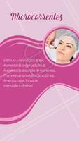 Olha só os benefícios incríveis que as microcorrentes podem trazer para a sua pele! Agende um horário e venha conhecer o procedimento! #microcorrentes #esteticafacial #ahazou #peleperfeita