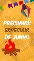 Junho é mês de Festa Junina, mês do Dia dos Namorados e claro: mês de PROMOÇÃO! 🤑 #promoçao #ahazoutaste #gastronomia #festajunina