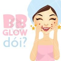 O procedimento é minimamente invasivo, apenas atinge a Epiderme (a camada mais superficial da pele). Você sabia que a micropigmentação atinge uma camada mais profunda da pele? Nesse caso, o pigmento é depositado na derme. Por esta razão, podem ficar tranquilas! O BB Glow não é dolorido, sua pele não vai sangrar e nem ficará inchada. 😉 #bbglow #ahazou #esteticafacial