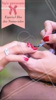 Agora não tem como errar no presente! Aqui você encontra o presente perfeito para o seu amor 😍 #valepresente #diadosnamorados #ahazou #manicure #pedicure