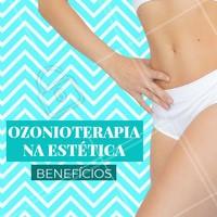 Os benefícios da Ozonioterapia são: 🔹 Promove o aumento da circulação; 🔹 Remove toxinas que prejudicam a respiração celular, produção de energia e absorção de nutrientes; 🔹 Estimula processos metabólicos; 🔹 É anti-inflamatório e analgésico; 🔹 É antibacteriano e antifúngico; 🔹 Possui efeito lipolítico (quebra de gorduras); 🔹 Também pode ser considerado um agente anti-envelhecimento. #ozonioterapia #ahazou #estetica