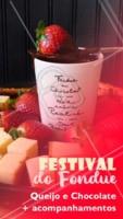 Frio + fondue = combinação perfeita! Que tal experimentar nosso Festival de Fondue com diversas opções de acompanhamentos? #fondue #ahazoutaste #gastronomia #festivaldofondue