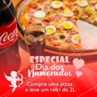 Que tal essa promo especial pra comemorar esse dia super romântico? 💕 #promoçao #ahazoutaste #pizzaria