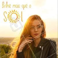 Radie felicidade! #frases #ahazou #sol