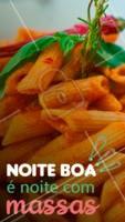 Fica a dica pra essa noite! 😉 #comidaitaliana #ahazoutaste