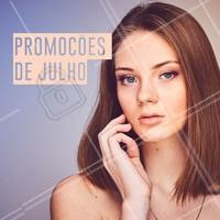 Julho chegou! Aproveite nossas promos do mês 😍 #promoçao #estetica #ahazou #esteticafacial #julho