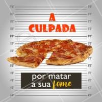 Ela parece inofensiva, mas mata a sua fome sem dó! 🤣🍔 #pizza #ahazoutaste #engracado