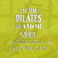 Pilates é tudo de bom mesmo! Quem já experimentou não abre mão! 🤗 #fisioterapia #ahazou #bemestar #pilates