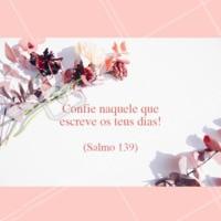 Acredite Nele! 🙏 #deus #ahazou #abencoado #frase