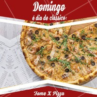Não dá pra perder esse clássico né? 🍕 #pizza #ahazoutaste #pizzaria