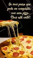 Quem se identifica? 😂 #pizza #ahazoutaste #pizzaria