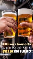Ainda dá tempo de reunir os amigos e fechar o mês com chave de ouro! 🍺 #cerveja #ahazoutaste #bares #julho