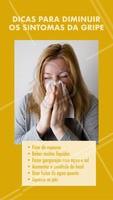 A gripe é uma doença causada por vírus que gera sintomas como dor de garganta, tosse, febre, nariz escorrendo, podendo interferir no dia-a-dia da pessoa. O tratamento para a gripe pode ser feito com o uso de remédios indicados pelo médico, no entanto há maneiras de aliviar os sintomas mais rapidamente, veja as principais dicas! #gripe #sintomas #ahazou #dicas