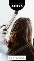 Penteados para noivas e madrinhas, personalizados pro seu gosto pessoal e com as tendências do momento! Você vai se apaixonar. 😘 #cabelo #ahazou #cabeleireiro #diadanoiva #noiva #penteado