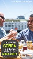 Vai perder essa oportunidade? Traga o seu velho para tomar aquela cerveja gelada! #cerveja #bares #ahazou #diadospais
