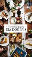 Aproveite o nosso menu especialmente preparado para celebrar o Dia dos Pais. Traga o seu pai e venha saborear deliciosos pratos! 😊 #diadospais #ahazoutaste #menu
