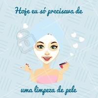 Agenda de agosto já está aberta ✅✨ marque seu horário 😄 #esteticafacial #limpeza #ahazou #pele #beleza