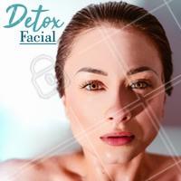 ✨Detox Facial: Tratamento concebido para limpar profundamente a pele e deixá-la mais clara, iluminada e protegida contra o envelhecimento precoce.  É indicada para pessoas que sempre usam maquiagem, para quem tem pele acneica, peles oleosas, para peles de fumantes e peles desvitalizadas e cansadas. Benefícios: ✅ Auxilia a regular a produção sebácea, amenizando o excesso de oleosidade, ✅Possui efeito tensor cutâneo; ✅ Possui ação secativa, depurativa e cicatrizante (no caso de pele acneica); ✅ Elimina as toxinas e impurezas dos poros dilatados da face. ✅ Suaviza, amacia, e acalma. ✅ No caso da argila branca auxilia no clareamento da pele, na formação do colágeno, e é comprovada que suaviza rugas e linhas de expressões.