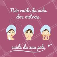 Vem cuidar da sua pele e ficar linda! 💁 😘 #esteticafacial  #ahazou #pele