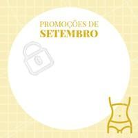 Vamos receber Setembro com promoções especiais? 🎉 #setembro #ahazou #esteticacorporal