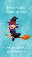 Nesse Halloween, não adianta fazer feitiços pra ficar relax! 😂 Agende já seu horário 🎃 #halloween #ahazou #massagem
