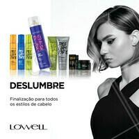 A linha Deslumbre possui finalizadores incríveis e versáteis que permitem acabamento, modelagem e fixação deslumbrantes! 😍  #Lowell #lowelloficial #AhazouLowell #linhadeslumbre #deslumbrelowell