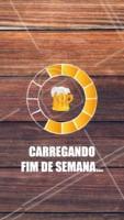 O fim de semana já ta aí! Bora bebemorar? 🍻 #breja #bares #ahazou #fimdesemana #cerveja