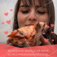 17 de Outubro é o  Dia da MPB! Para comemorar esse dia, fizemos uma homenagem especial para nosso maior amor: pizza. Quem se identifica? 😂 #pizza #pizzaria #ahazoutaste #diadampb