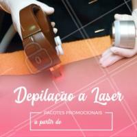 Temos pacotes promocionais de Depilação a Laser para se preparar para o verão! Agende seu horário. #depilaçãoalaser #ahazou #verao