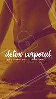 O detox corporal elimina toxinas, diminui a retenção de líquidos, melhora a oxigenação e circulação sanguínea e a celulite e ainda auxilia no funcionamento intestinal. Marque uma avaliação! #detox #detoxcorporal  #ahazou #bandbeauty #verão #esteticacorporal