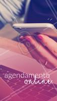 Sabia que ficou mais fácil marcar um horário? Agora você pode agendar um serviço pela internet! Acesse nosso site para mais informações! #ahazou #agendamento #online