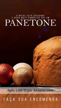Natal é a melhor época do ano, porque é a unica que tem panetone 😋 Temos um cardápio variado apenas esperando por você! Faça sua encomenda e garanta já o seu 🎁🎅   #natal #panetone #bandbeauty #ahazou