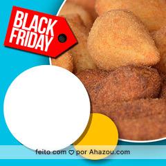 Aproveite nossa super promoção da Black Friday! Corre pra se deliciar por um preço especial 🏃♀🏃♂😋  #blackfriday #salgadinho #festa #blackband #bandbeauty #ahazou
