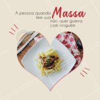 Quem aí fica satisfeito depois de uma massa? 😋🍝#massa #comida #italiana #ahazou #food #bandbeauty