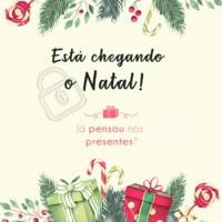 Está chegando o Natal! Já pensou nos presentes? 🎁 Estamos com o vale-presente. 🥰 Você compra o procedimento, tratamento ou serviço e recebe um cartão-presente para presentear quem você ama! 🎁 Temos vale-presentes a partir de R$____. Os presentes tem validade até o dia ______________. #promocional #valepresente #presentei #ahazou #bandbeauty #tratamentos #procedimentos #descontos